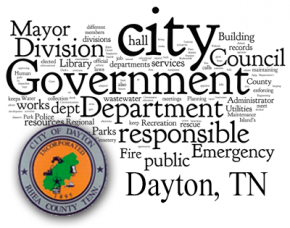 Dayton School Board and City Council Meeting @ Dayton City Municipal Building | Dayton | Tennessee | United States