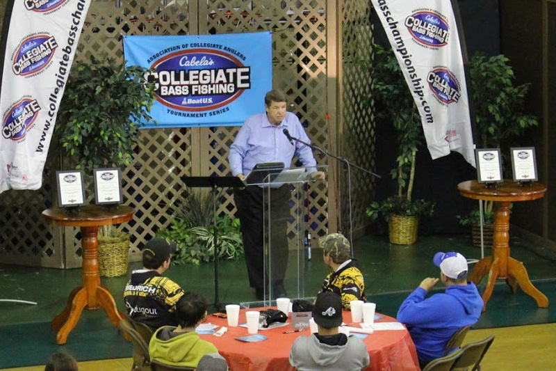2014 cabela 39 s collegiate bass fishing open has arrived for College bass fishing