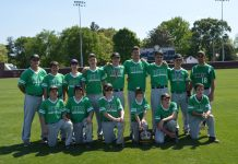 Rhea Middle Baseball 2014 Team