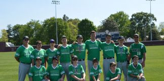 Rhea Middle Baseball 2014 Team