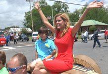 Deena Dill - Grand Marshal TN Strawberry Parade