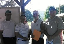 We Care Golf Tourney Winners