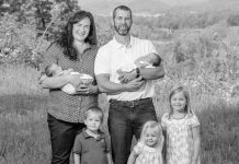 Dr. James Wadzinski, MD and Family
