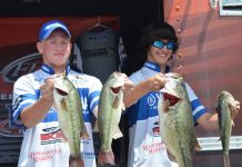 Eagle Anglers - Shane Broadwell and Bryce Travis