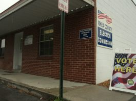 Early Voting Rhea County Election Commission
