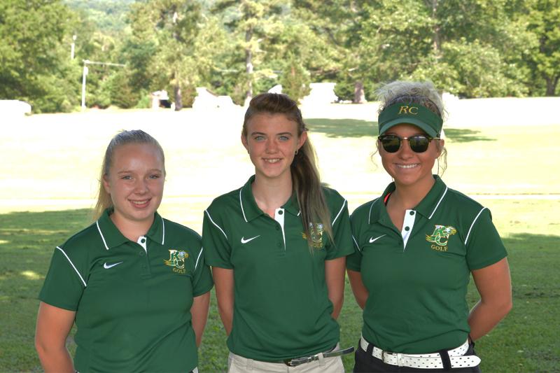 RCHS Lady Golfers