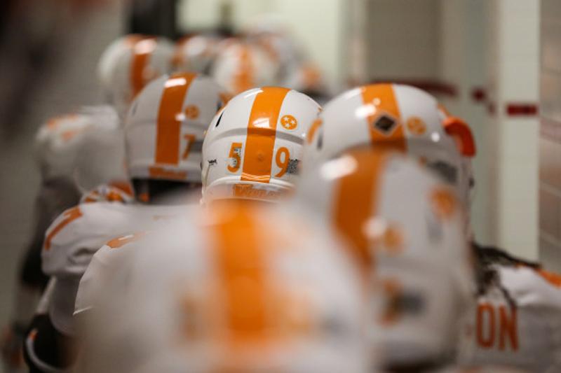 Tennessee Vols Football Helmet