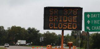 Market Street Bridge Closing