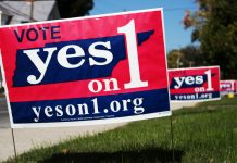 Yes on Amendment One