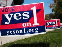 Yes on Amendment One