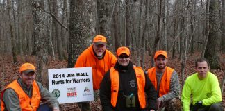 Hunt for Warriors