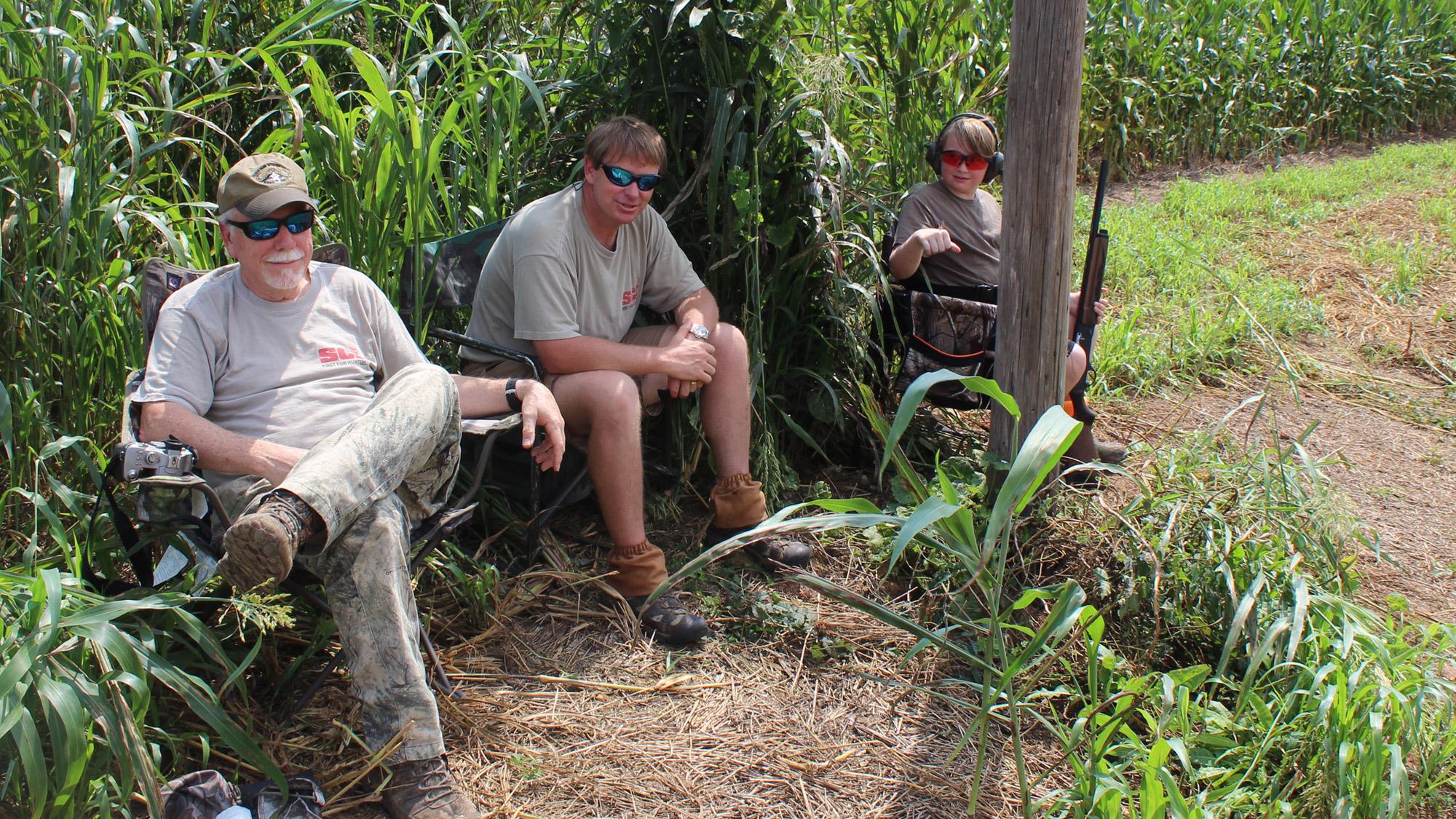 Bill Swan Wildlife Commissioner