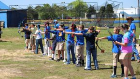 Archery in the Schools