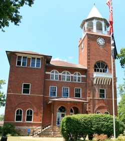 Historic Rhea County Courthouse