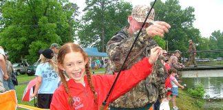 Copeland fishing rodeo