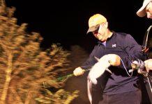 Bowfishing Catfish