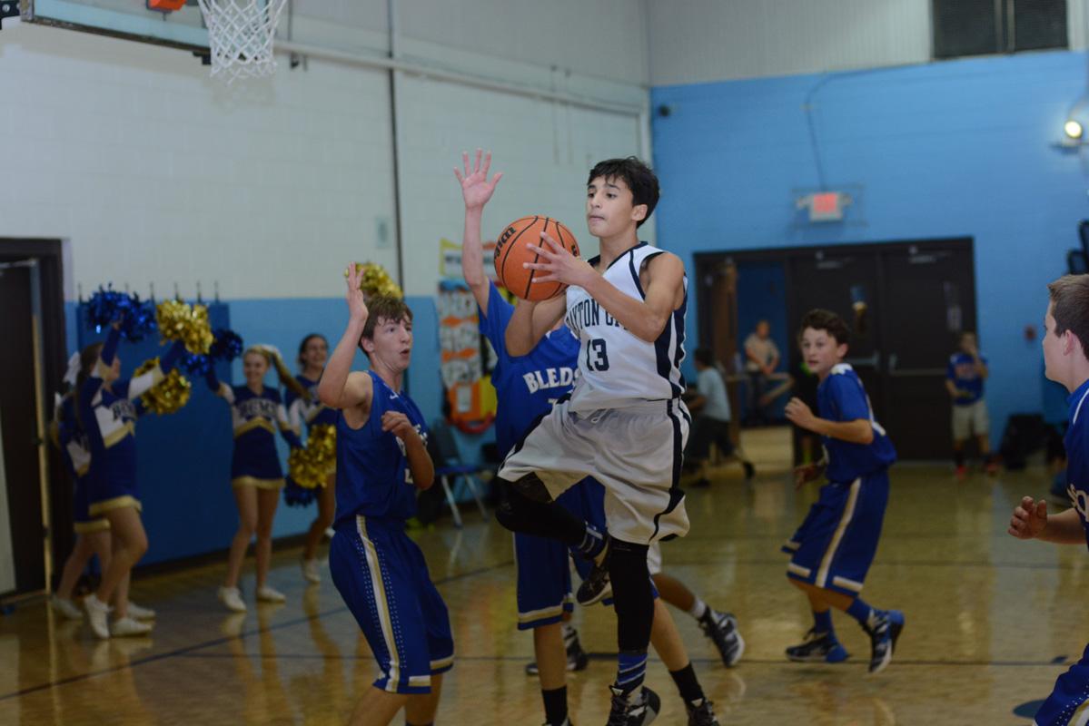 Dayton City Basketball win 3 of 4
