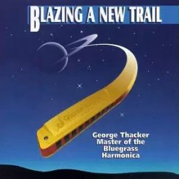 Thacker's debut album Blazing a New Trail