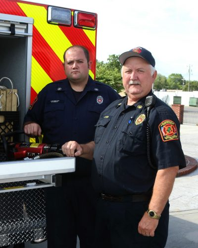 DFD Firefighters