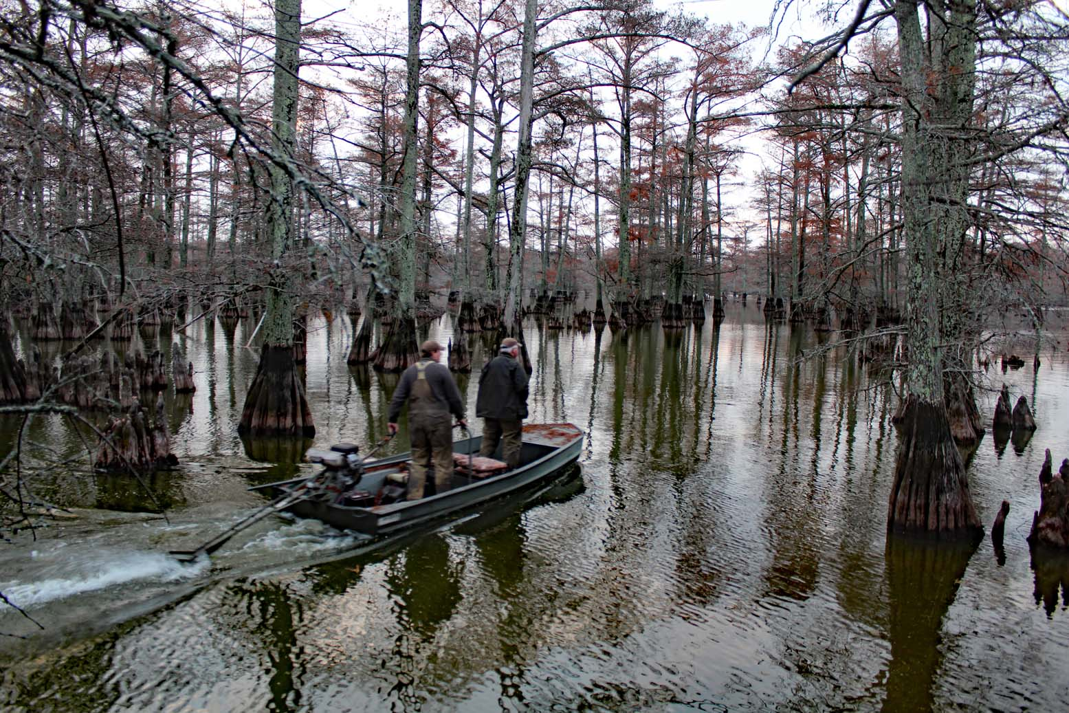 Hunting the Legendary Beaver Dam Lake