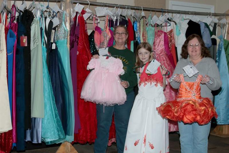 The 2nd Annual Cinderella\'s Closet Sale