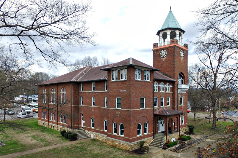 Rhea County Courthouse