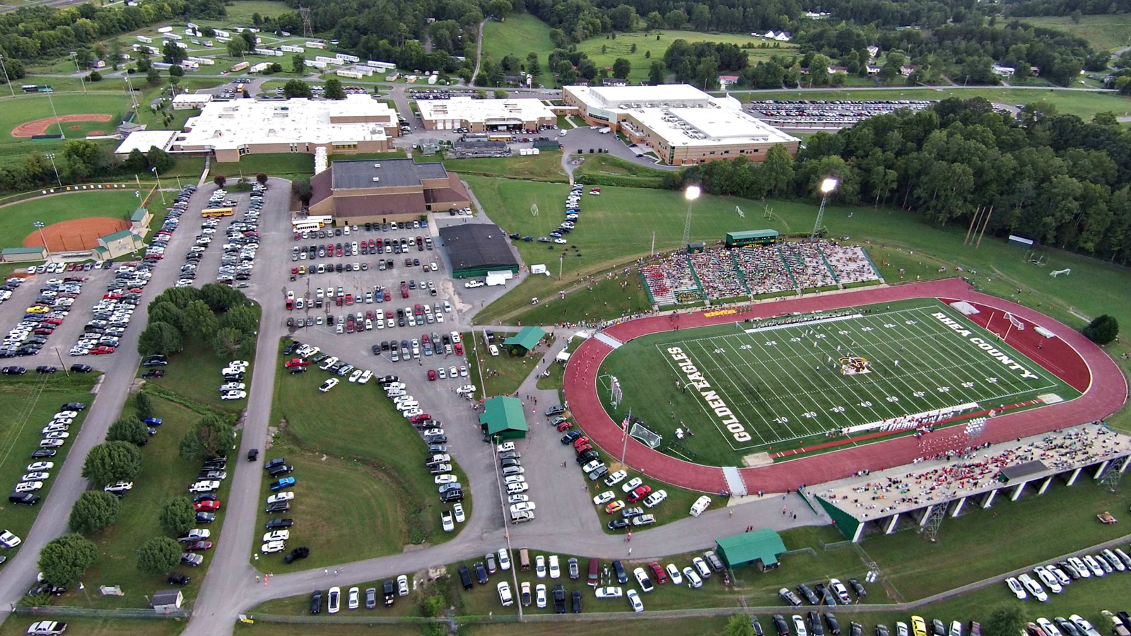 Eagle Stadium Football Game Day Traffic Information