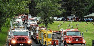 Chuck Kinney Rhea County Fire Department