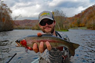 Mason Sims Rainbow Trout