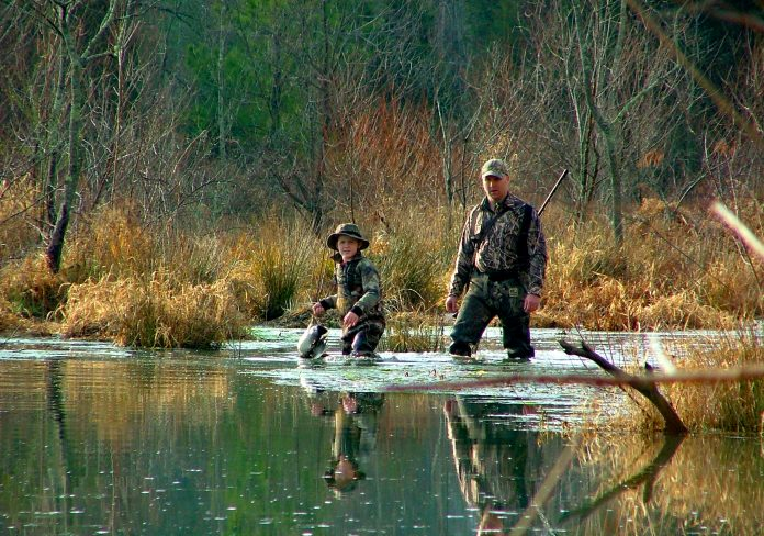 waterfowl hunting heritage