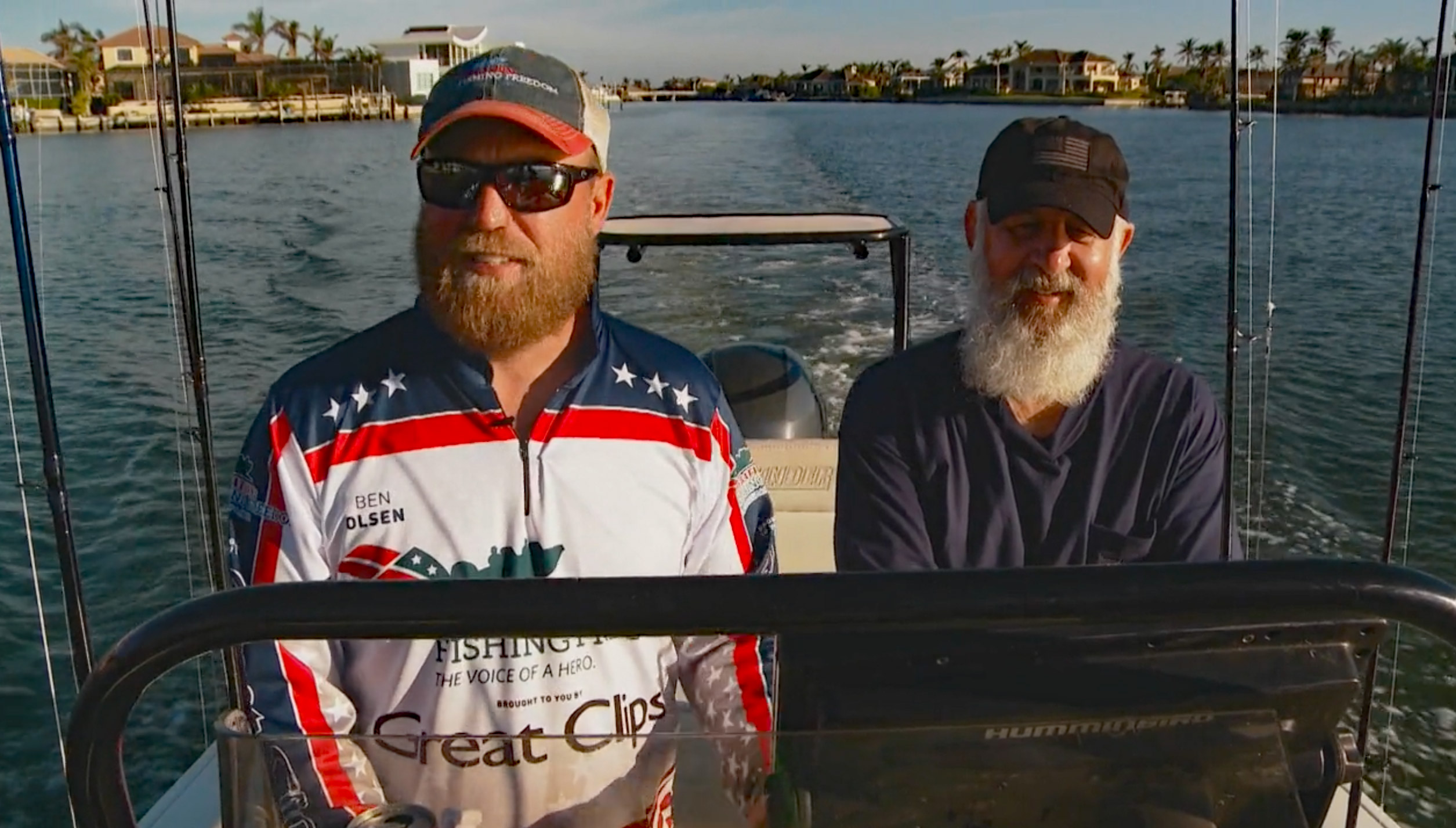 Area vietnam veteran to be featured on discovery channel for Fishing shows on discovery channel