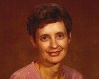 Dorothy Smith Price Thompson