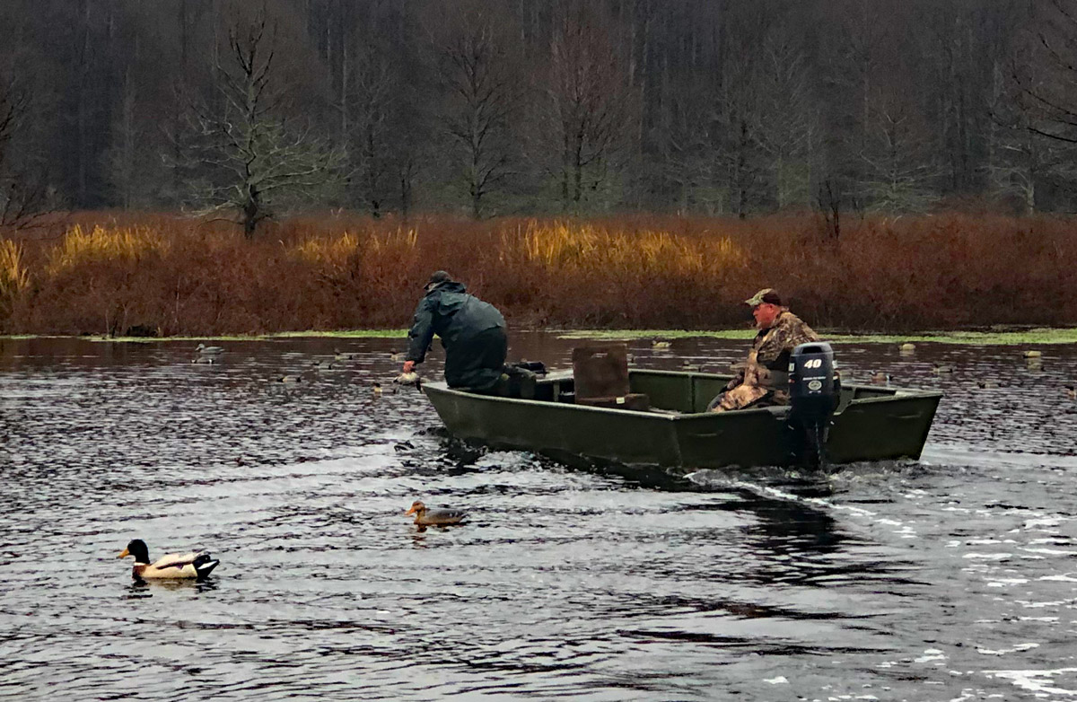 Kids Invited to Bargain-Basement Duck Hunt on Reelfoot Lake