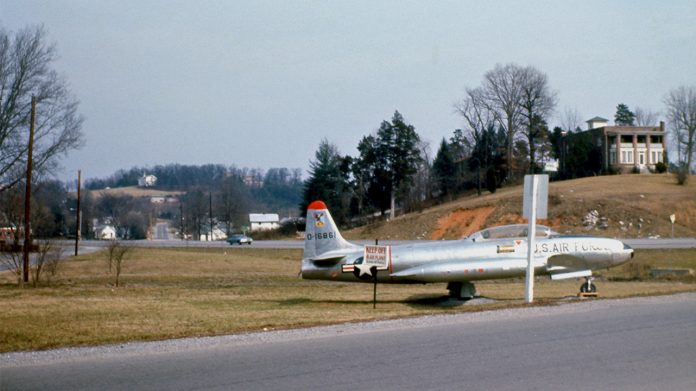 T-33 Fighter Jet