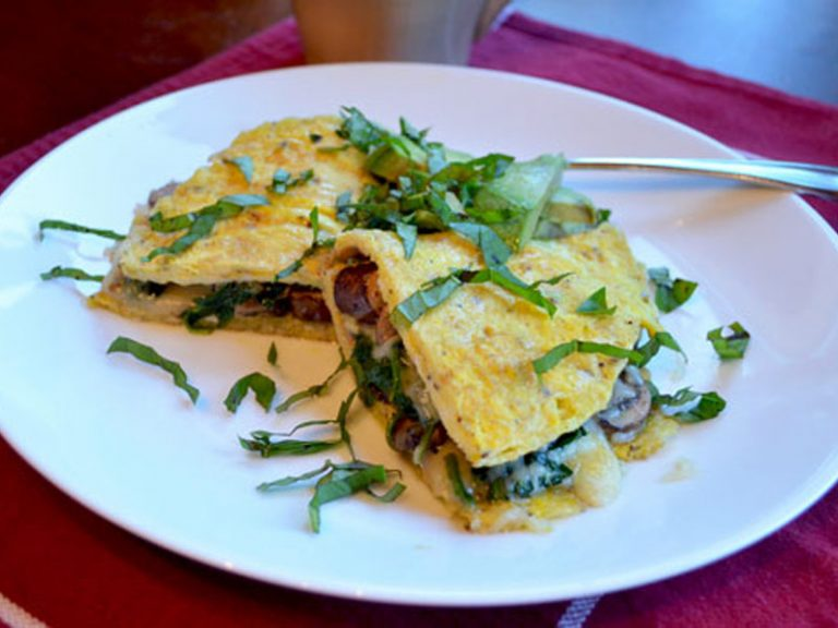 Ode to Omelets by Amanda Angel