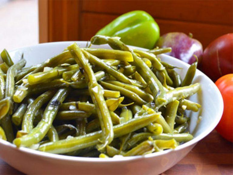 Green Beans, I Love Those! Amanda, How Did You Make Them?