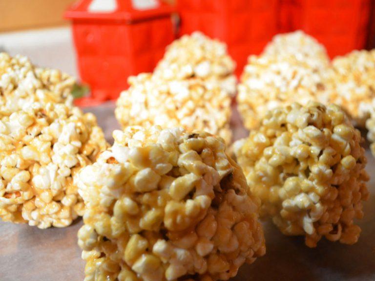 Caramel Popcorn – The Perfect Halloween Treat by Amanda Angel