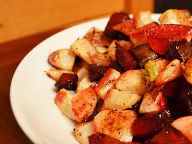 Roasted Root Recipes for Thanksgiving by Amanda Angel