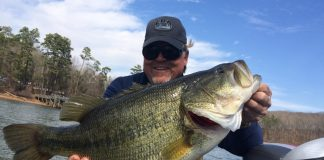 Jim McClanahan Big Bass