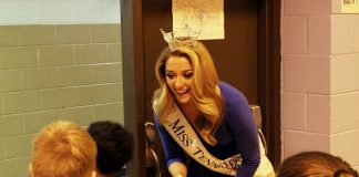 Miss Tennessee Shelby Thompson