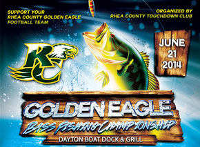 Golden Eagle Bass Fishing Championship - June 21, 2014