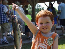 Chuck Copeland Memorial Fishing Rodeo