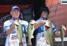 Eagle Anglers - Shane Broadwell and Bryce Travis