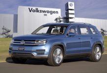 VW's Cross Blue