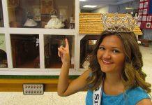 Miss Spring City Katie Chattin