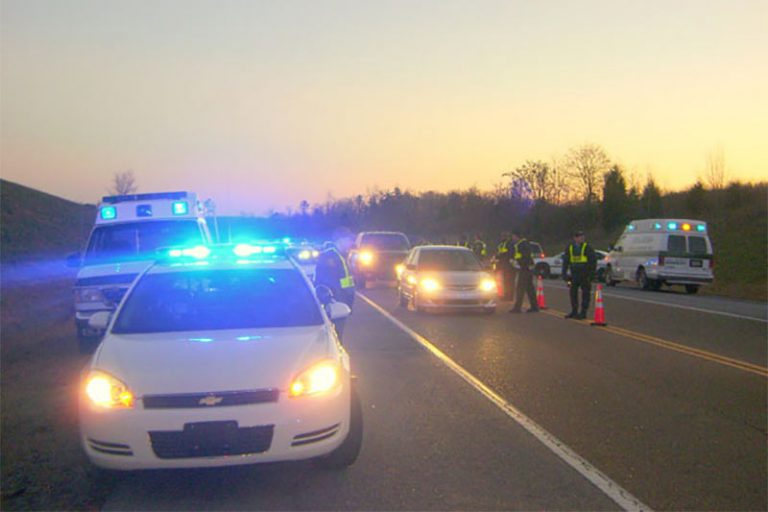 Sheriff's Dept. Increasing Impaired Driving Enforcement Over Holidays