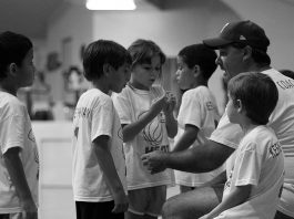 Coaches: Teachers and Role Models