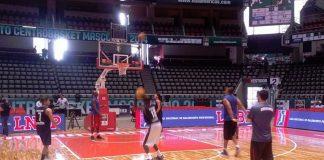 Costa Rican Basketball team