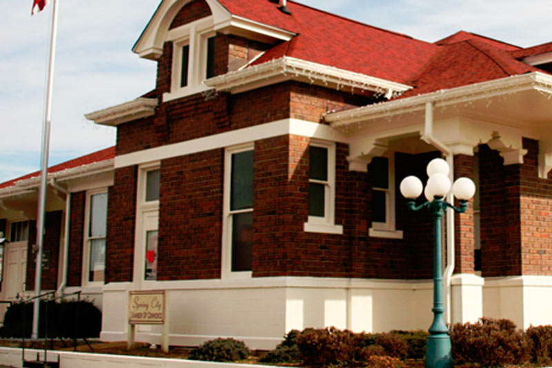 Town of Spring City Museum and Depot