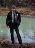 Influenced by area game wardens like Tom Crawley, author Richard Simms (pictured in 1976) was inspired to become a game warden in his first career. (Photo: Jim Moore)